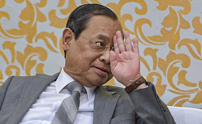 Ranjan Gogoi Vacates Lutyens Home 3 Days After Retiring As Chief Justice