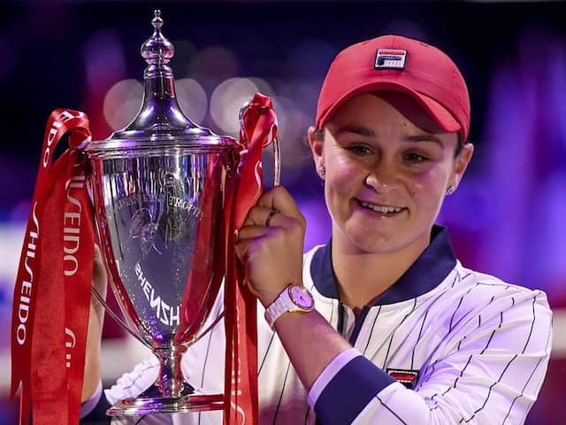 Ashleigh Barty Wins WTA Finals, Scoops Richest Prize In Tennis History