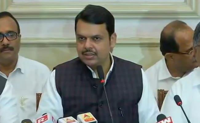 Centre Provided Enough Support, Funds To Maharashtra: BJP's Devendra Fadnavis