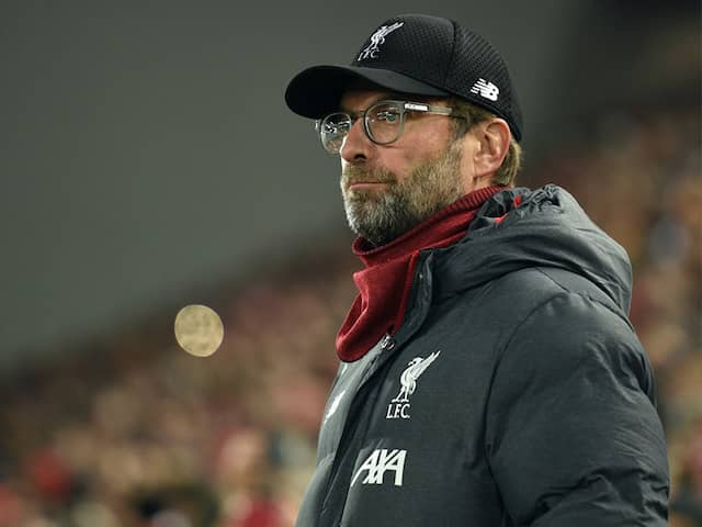 "Jurgen Klopp Warns Liverpool Fans Against Repeat Of ""Senseless"" Manchester City Attack"