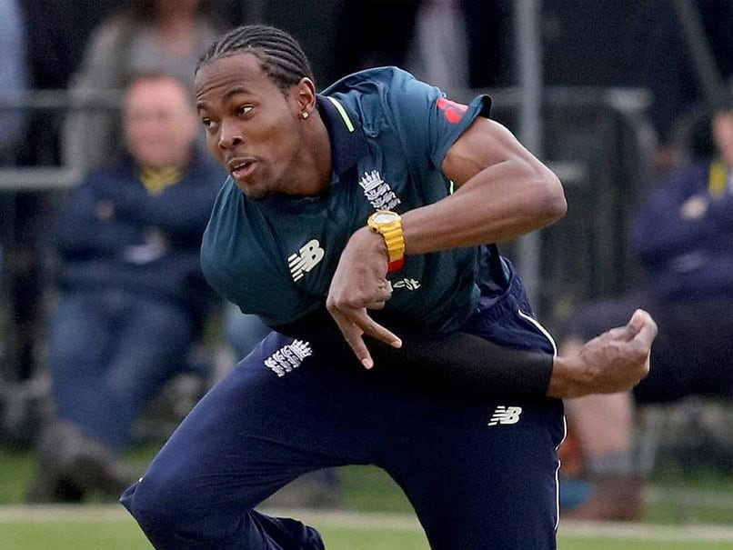 """""""World Is Changing, Becoming More Multicultural"""": Jofra Archer On Racism In Cricket, Football"""