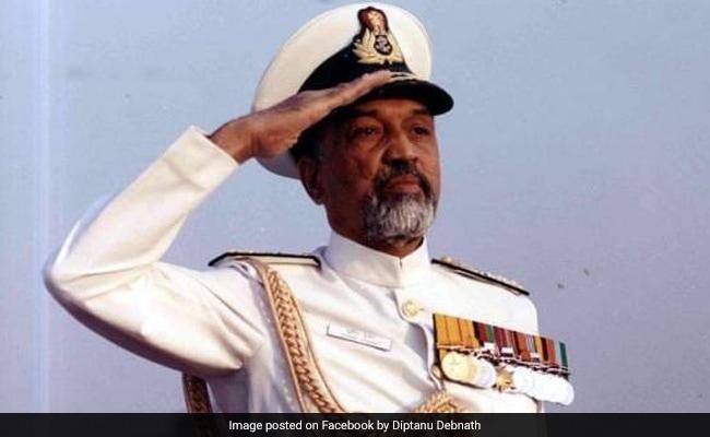 Former Navy Chief Admiral Sushil Kumar Dies At 79