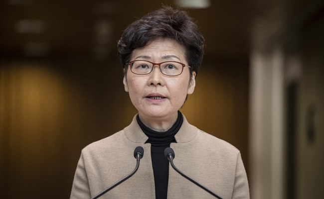 Hong Kong Leader Vows To 'Humbly' Listen To Voters After Poll Result
