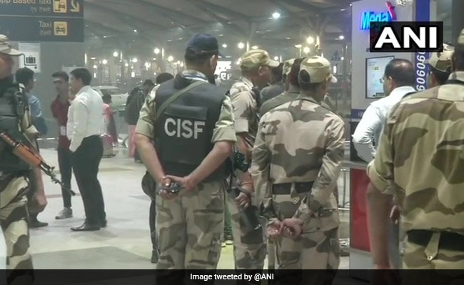 RDX Suspected In Abandoned Bag That Triggered Panic At Delhi Airport