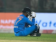Rishabh Pant Fails Basics Of Wicketkeeping, Fans Flood Twitter With Memes