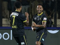 ISL: Late Robin Singh Strike Helps Hyderabad FC Hold Bengaluru FC 1-1