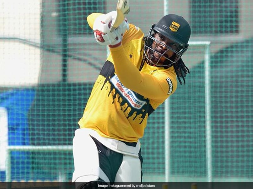 """Chris Gayle """"Certainly No Burden On Our Side"""", Says Jozi Stars"""