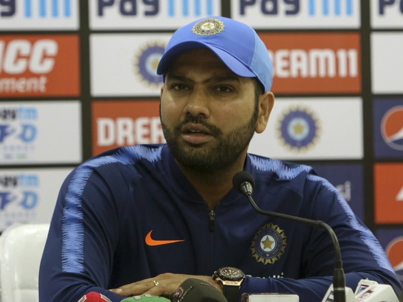 1st T20I: Rohit Sharma Blames Fielding Lapses For India