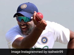 "Ravichandran Ashwin Shares Katrina Kaif Picture As Example Of ""Action For Off-Spin Bowlers"""