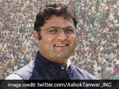 Ex-Haryana Congress Chief Ashok Tanwar To Form New Party Ahead Of Delhi Elections