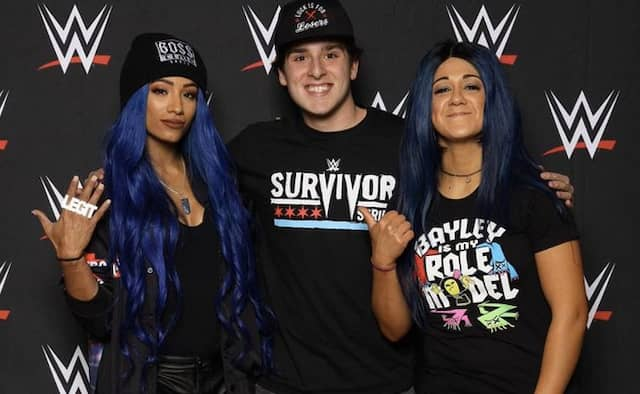 WWE: Bayley releases her new look before her fight with Shayna Baszler
