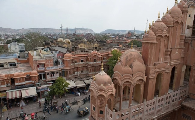 Amid Maharashtra Suspense, Sightseeing For Congress MLAs in Rajasthan
