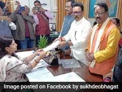 झारखंड : BJP ने कांग्रेस के पूर्व प्रदेश अध्यक्ष सुखदेव भगत को लोहरदगा से मैदान में उतारा
