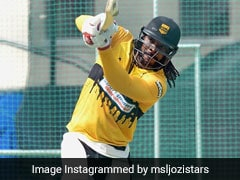 "Chris Gayle ""Certainly No Burden On Our Side"", Says Jozi Stars' Chief"