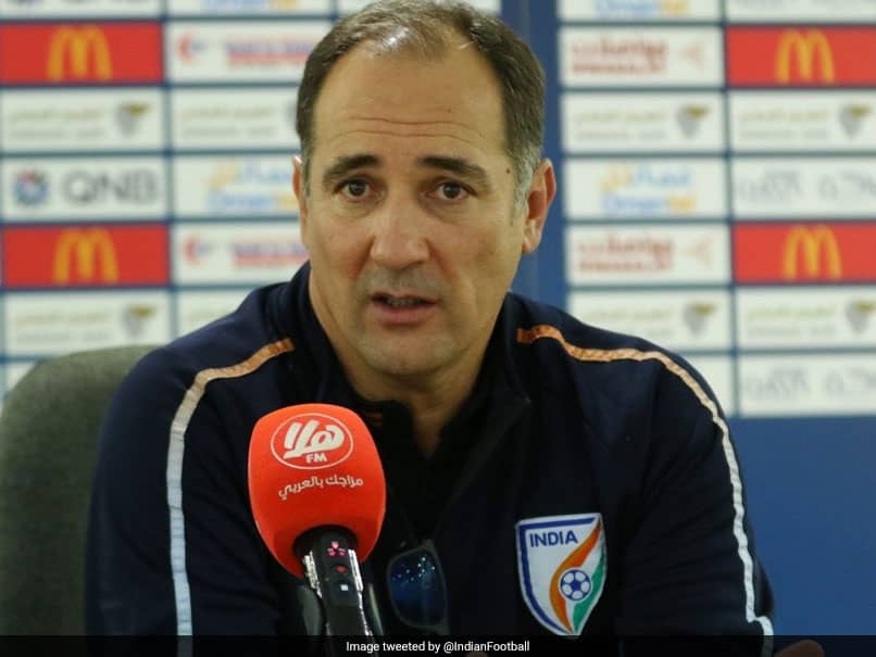 Igor Stimac Blames Injury As Main Reason Behind Indias Poor Show In World Cup Qualifiers