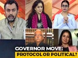 Video : President's Rule In Maharashtra: Governor's Move Protocol Or Political?