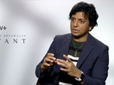 Video : M. Night Shyamalan On His Horror-Thriller Series <i>Servant</i>