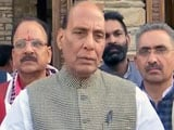 "Video : ""Ayodhya Judgement A Landmark One,"" Says Defence Minister Rajnath Singh"