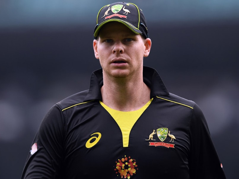 Steve Smith Says Great That Theres Conversation Around Mental Health
