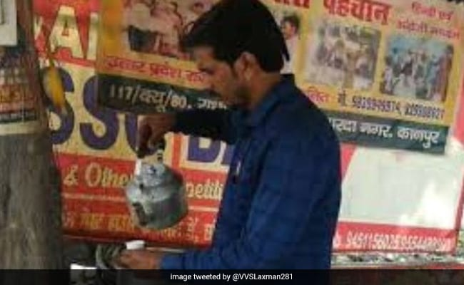 Why This Kanpur Tea Seller Is An Inspiration For VVS Laxman