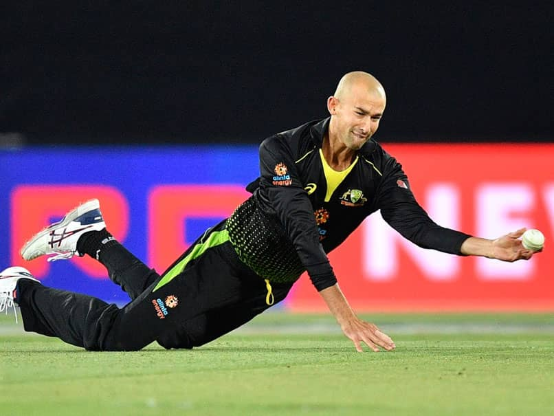 Ashton Agar Suffers Gruesome Injury While Fielding During Marsh Cup Match