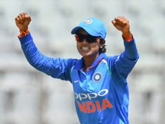 India Women Beat West Indies In Second ODI To Level Series