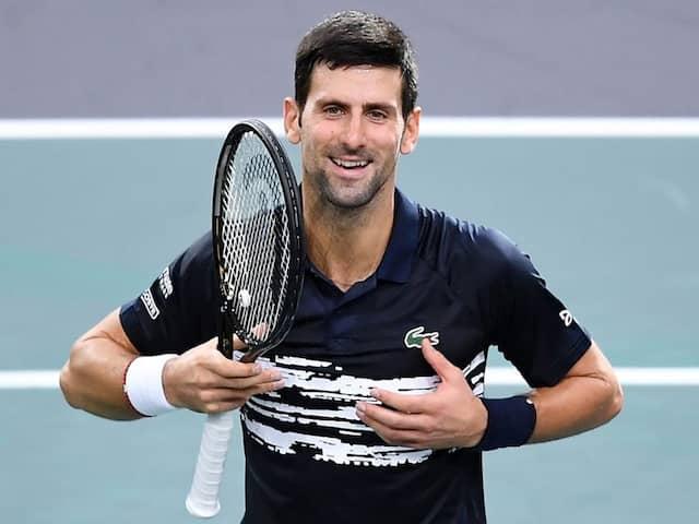 Paris Masters: Novak Djokovic Crushes Stefanos Tsitsipas, Sets Up Grigor Dimitrov Semi-Final