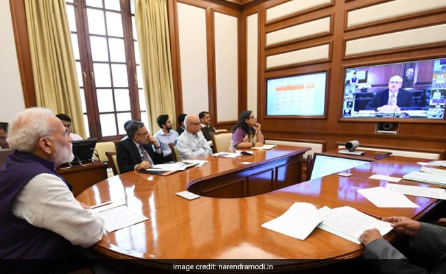 'UP's Performance Is Noteworthy': PM Reviews Projects Worth 61,000 Crores