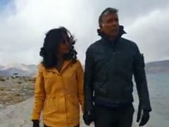 'Every Place Is Beautiful' For Milind Soman When He Is With Wife Ankita Konwar
