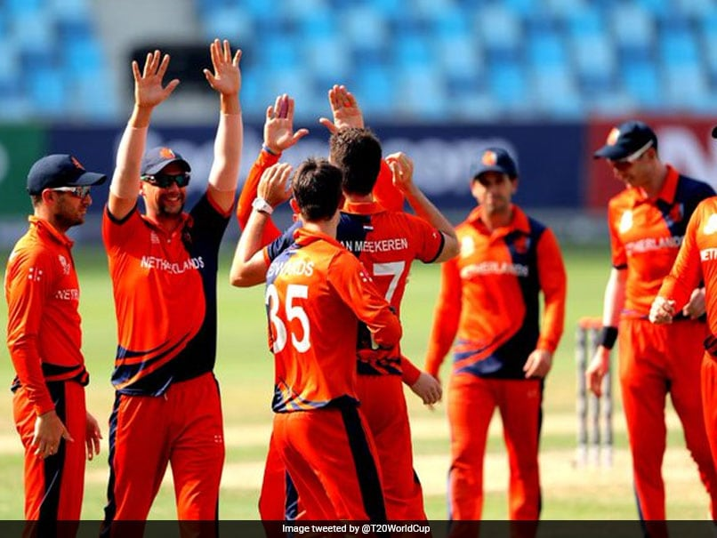 Netherlands Beat Papua New Guinea To Clinch T20 World Cup Qualifier Title