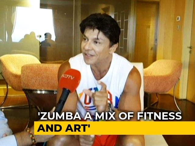 Video : Beto Perez, Creator Of Zumba, On NDTV