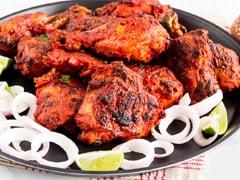 Watch: Dhaba-Style Chatpata Achari Chicken Recipe (Video Inside)