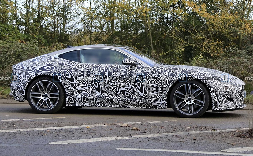 2021 Jaguar F-Type Spotted Testing, Debut Expected In 2020