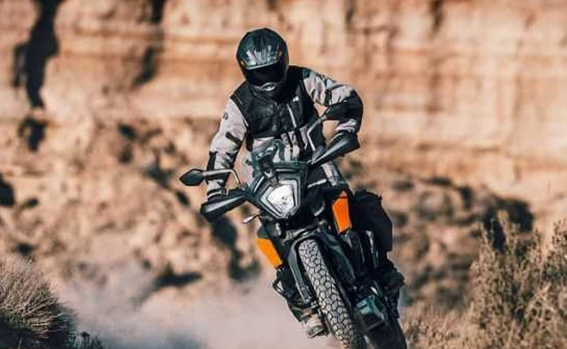 The KTM 250 Adventure is the Austrian brand's entry-level adventure motorcycle.