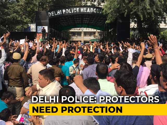 Video : Unprecedented Protests By Delhi Police Over: Lessons Learnt?