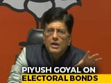 "Video : ""Defeated, Dejected, Corrupt"": BJP Slams Congress On Electoral Bonds Row"