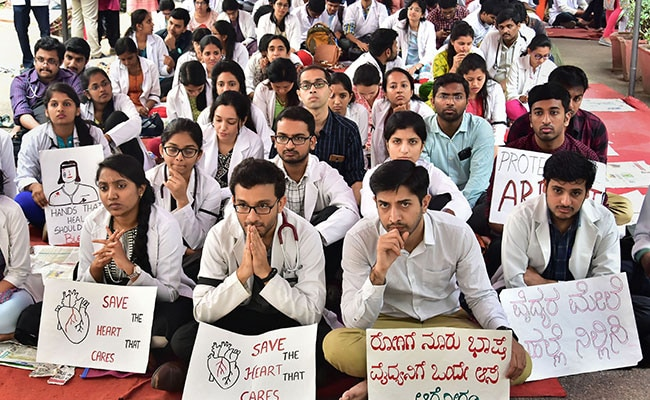 Indian Medical Association Calls Off 24-Hour Karnataka Doctors Strike
