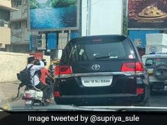 "Amid Maharashtra Chaos, Supriya Sule's Advice For ""Breaking News"" Coverage"