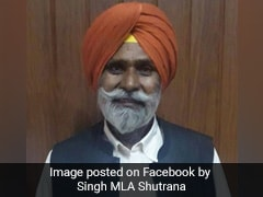 Punjab Congress MLA Criticises Own Government Over Laxity in Development Work