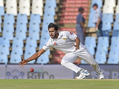 Hasan Ali Ruled Out Of Test Series Against Sri Lanka With Rib Fractures