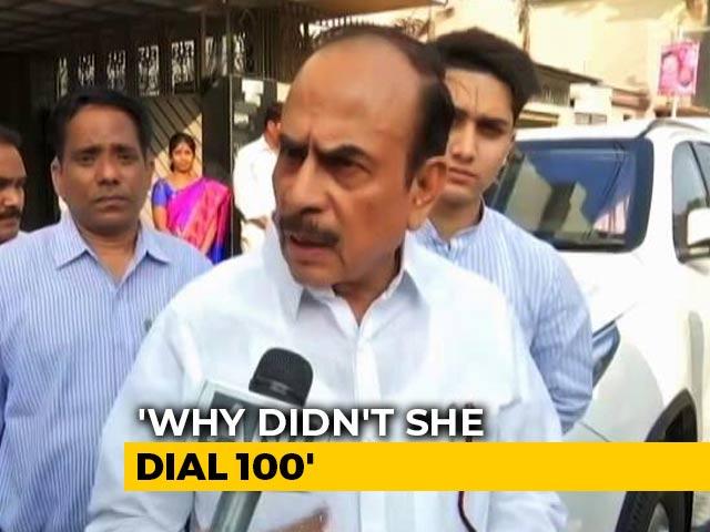 """Video : """"She Called Sister, Not 100"""": Telangana Minister Shocker On Vet's Murder"""