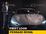 Ferrari Roma First Look
