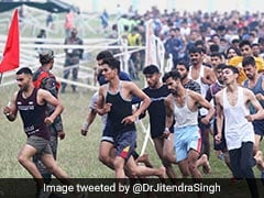 Over 44,000 Register For Army's First Recruitment Rally In The Union Territory Of J&K