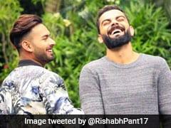 """Happy Birthday Chachaaa"": Rishabh Pant"