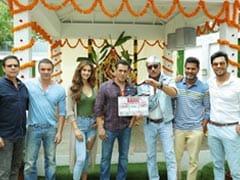 <i>Radhe</i>: Salman Khan, Disha Patani And Jackie Shroff's Film Goes On Floors