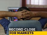 Video : Sensex Ends 199 Points Higher, Nifty Reclaims 12,100