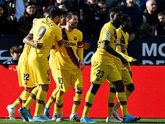 Barcelona vs Leganes: Barcelona Sneak Past Leganes, Stay Top Of La Liga Table