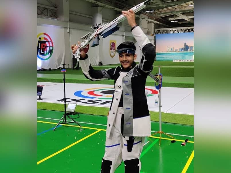 Asian Shooting: Now Aishwarya Singh Tomar brings 13th Olympic quota for India in shooting