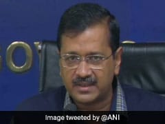 """I Didn't Buy A Plane"": Arvind Kejriwal's Dig At Gujarat Chief Minister"