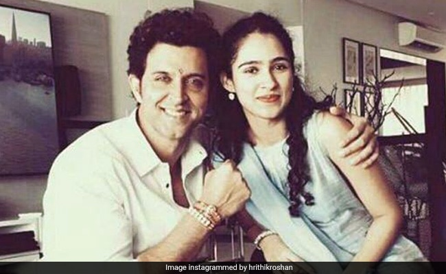 This Is When Hrithik Roshan's Cousin Pashmina May Debut In Bollywood: Reports